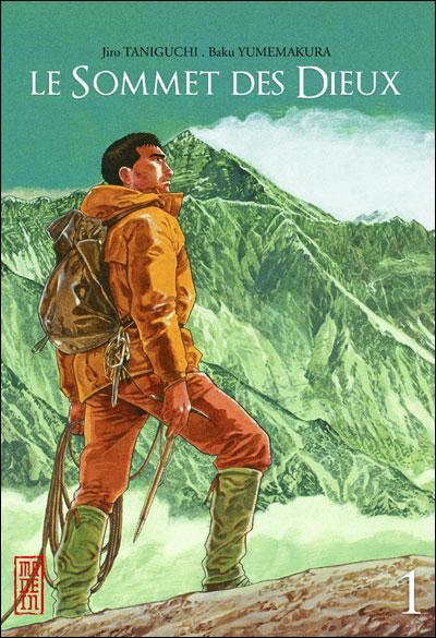 Le sommet des Dieux – Jirô TANIGUCHI - Ed Kana, 2010